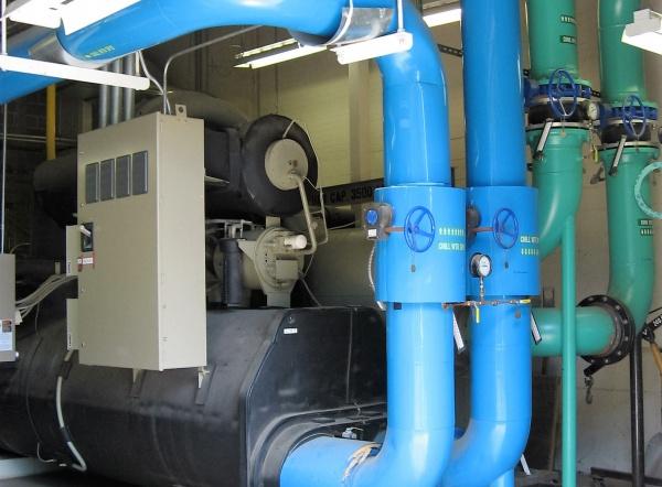Equipos chillers - Aire Acondicionado Industrial