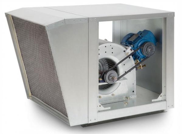 Extracción- Aire Acondicionado Industrial